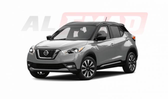 Nissan Kicks Basic Option