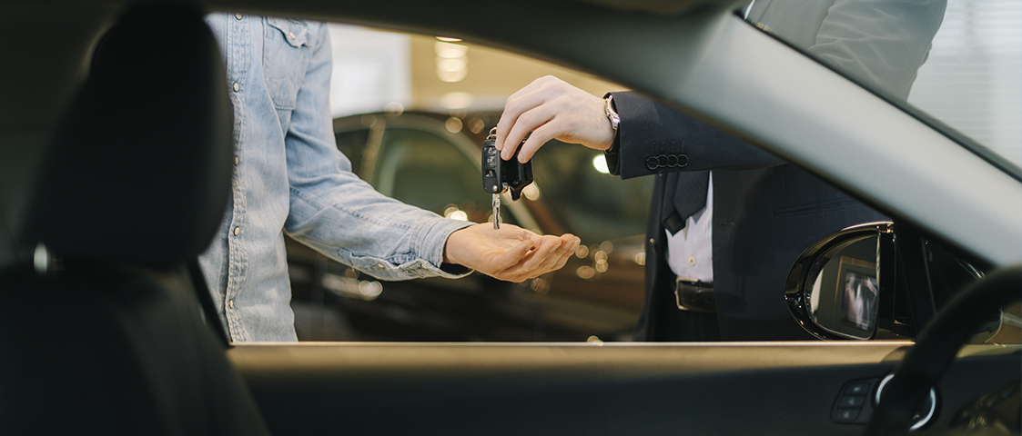 Tips While Driving in an Unfamiliar Rental Car
