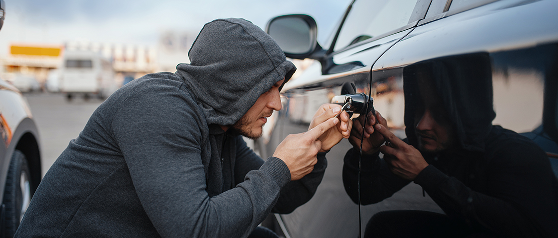 How to Deal & Prevent Rental Car Theft