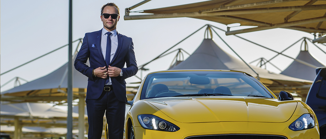 How to Rent a Luxury Car in Dubai?