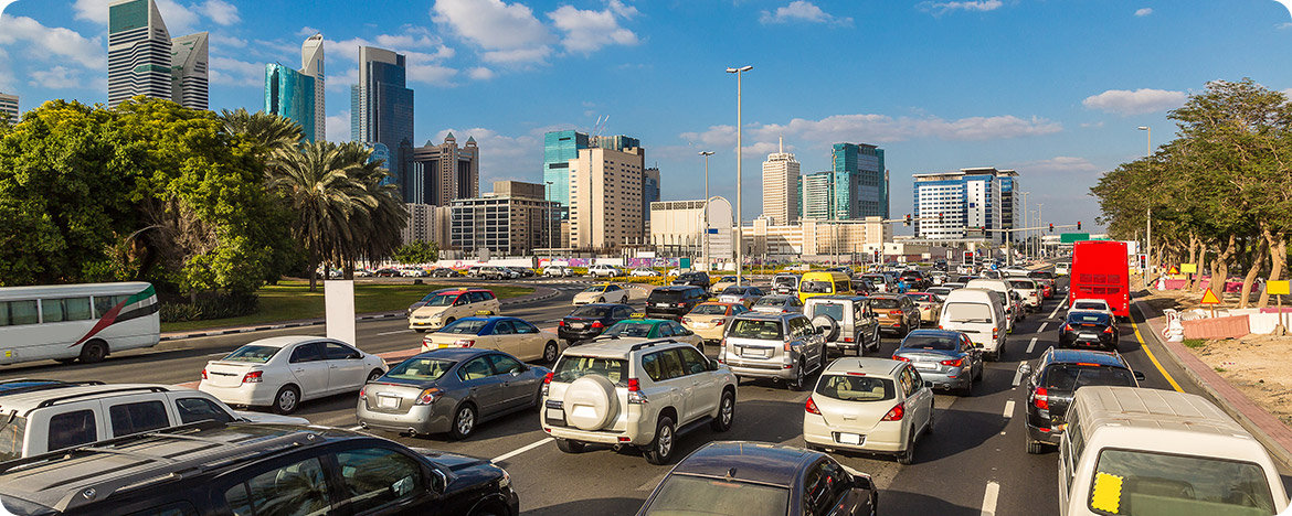 Common Traffic Fines in Dubai